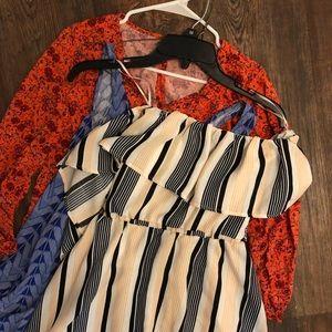 Summer dress bundle!!